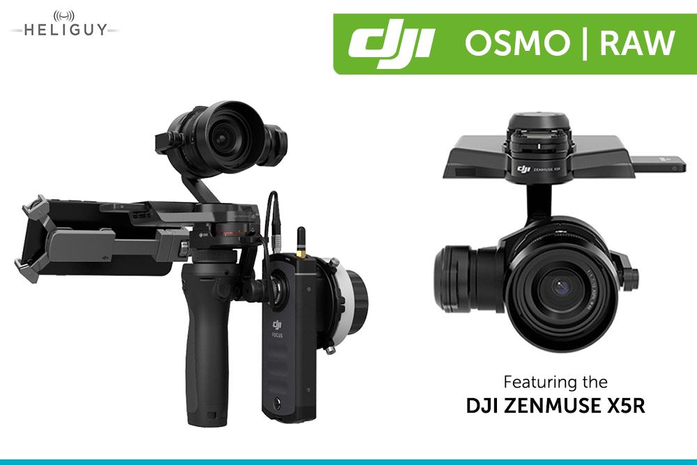 kamera zenmuse x5r